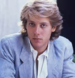 actor floppy hair 1980s the time fitz was on designing women marvymds