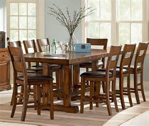 Dining Room Sets For 8 People by Counter Height Dining Room Sets Glass Or Marble Top Table
