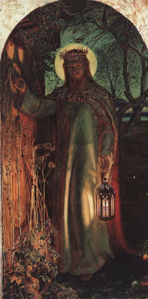 william holman hunt the light of the arthistory us the light of the an ideological
