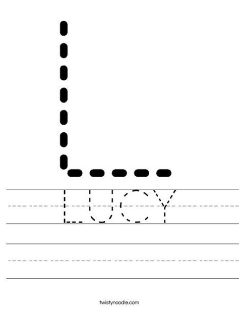 Make Your Own Tracing Worksheets by Customizable Letter Worksheet School