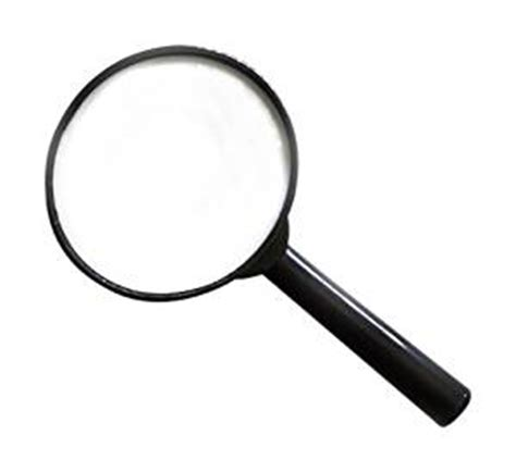 hdiuk handheld magnifier spyglass magnifying glass for