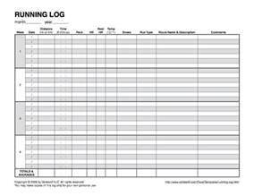 printable running calendar calendar template 2016