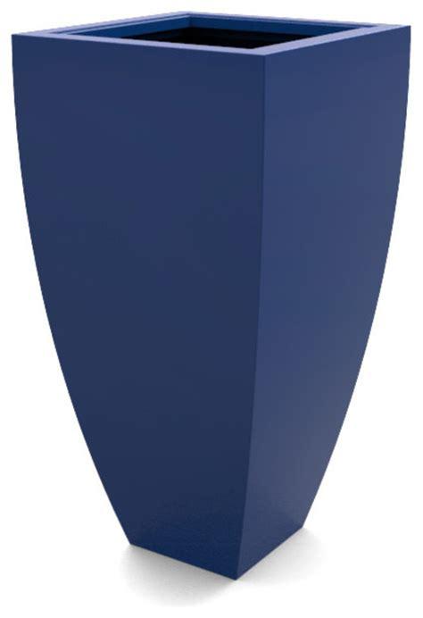 Blue Planter Pots by Medium Corby Planter Blue Plant