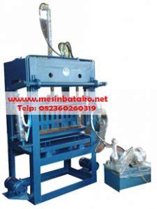 Mesin Batako Press Manual mesin batako press mesin paving block alat cetak batako