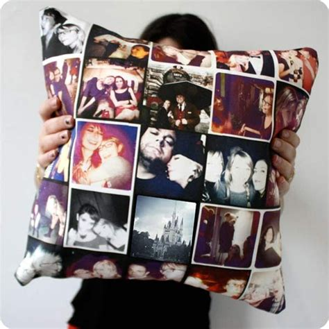 Collage Photo Pillow by Photo Inspiration Ideas For Creative Repurposing Projects