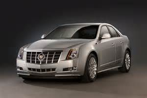 Cadillac Cts Weight 2012 Cadillac Cts Sedan With New Grille And More