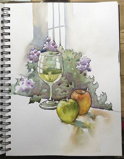 watercolor wash tutorial the 25 best ideas about pen and wash on pinterest