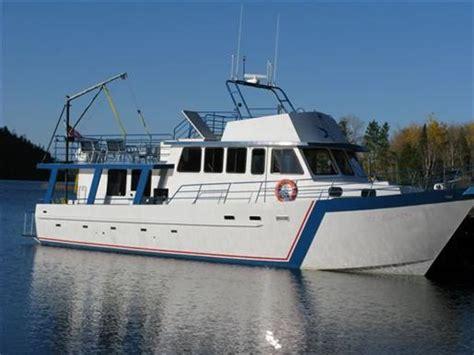charter fishing boat dover 1997 steel overnight fishing charter boat steel overnight