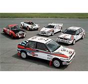 Top 10 Greatest World Rally Championship Cars Of All Time