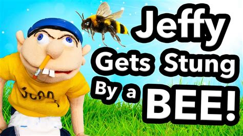 stung by bee in sml jeffy gets stung by a bee viyoutube