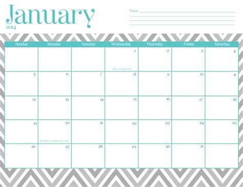 cute printable weekly calendar 2015 7 best images of free cute printable calendar templates