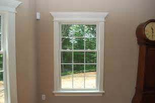 Window Trim Integrate Window And Door Trim With Wainscoting Panels