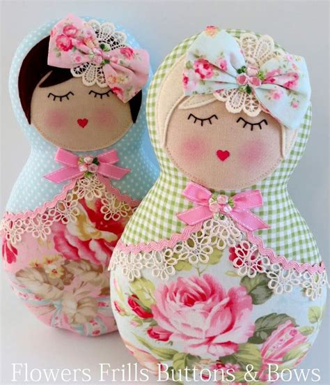 Patchwork Dolls - patchwork dolls matrioska