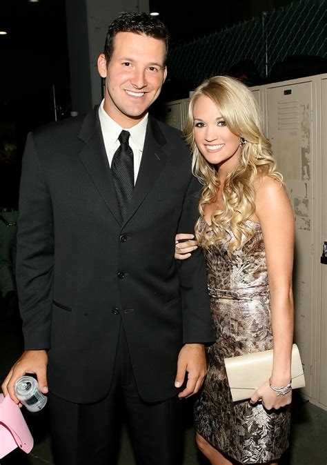 Carrie Underwood And Tony Romo Are And Heavy by Tony Romo Carrie Underwood Photos Photos Zimbio