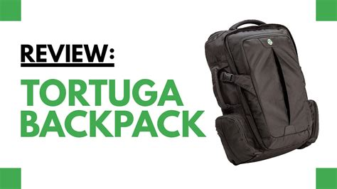 REVIEW: Tortuga Travel Backpack   Read Before You Buy!