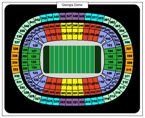 atlanta falcons seating chart prices bradley emmanuel atlanta falcons stadium seating chart