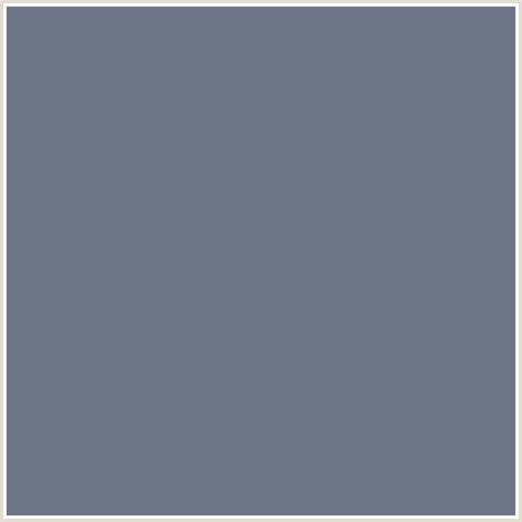 blue grey color 6e7587 hex color rgb 110 117 135 blue gray