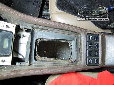 Porsche 928 How To Convert Automatic To Manual