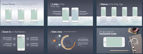 Where Can I Find Great Minimalist Or 2d Powerpoint Templates Quora App Presentation Template