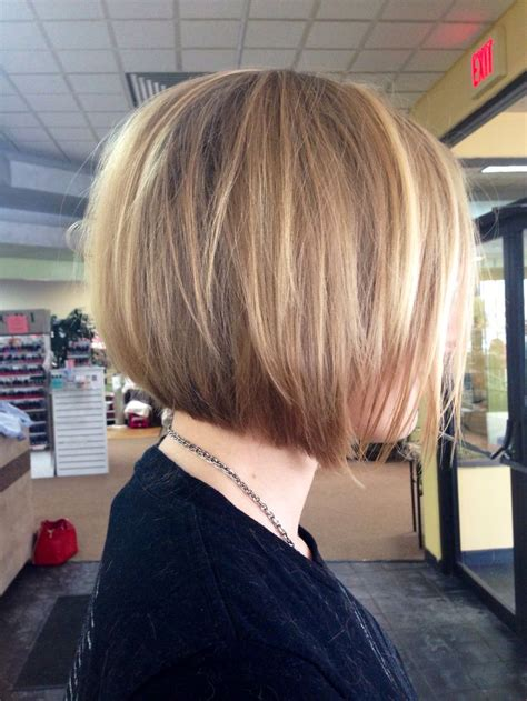 swing bob haircut pictures top 25 ideas about hairstyles on pinterest bobs stacked