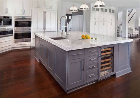 custom kitchen island with sink 70 spectacular custom kitchen island ideas home