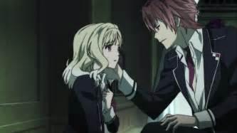 Yui and ayato diabolik lovers anime