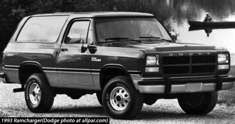 small engine maintenance and repair 1993 dodge ramcharger lane departure warning dodge ramcharger trucks 1974 1993