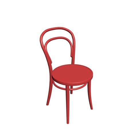 stuhl 3d stuhl no 14 einrichten planen in 3d