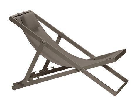 chaise longue mobilier de jardin meuble design