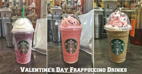 s day secret menu starbucks starbucks secret valentines menu 101 9 fm the wave