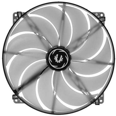 bitfenix spectre 200mm fan bitfenix spectre 200mm fan white led black ανεμιστηρας