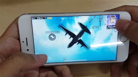 test pubg mobile on iphone 6s