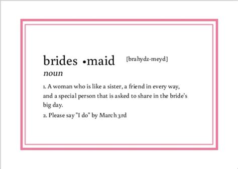 will you be my meaning will you be my bridesmaid ideas will you be my bridesmaid