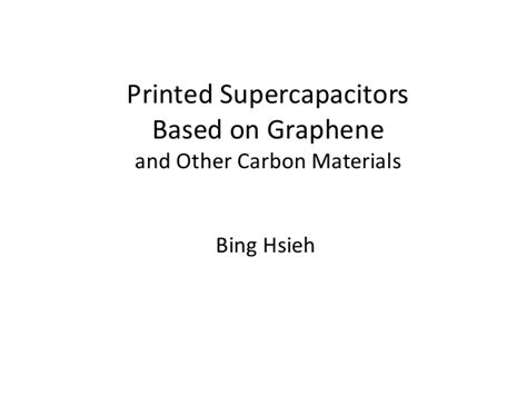 supercapacitors based on carbon or pseudocapacitive materials supercapacitors based on carbon or pseudocapacitive materials 28 images summary of