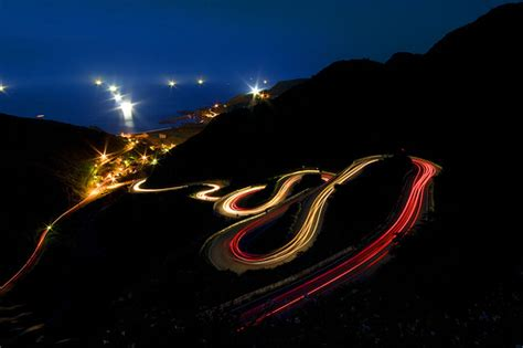 Light Trail Photography light trails