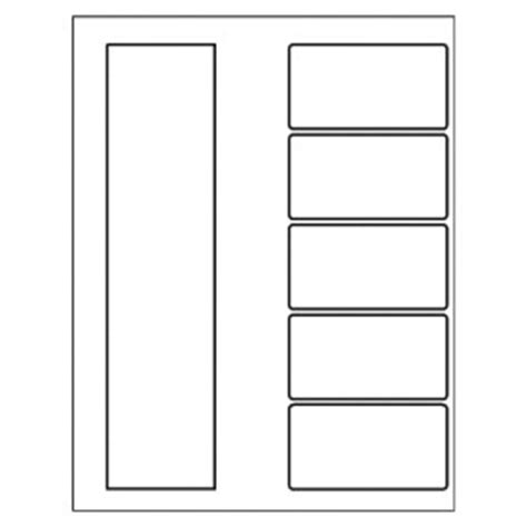 avery tabs template templates ready index dividers toc classic 5 tab