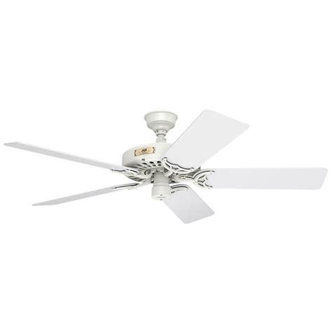 original ceiling fan original 52 in indoor outdoor white ceiling fan