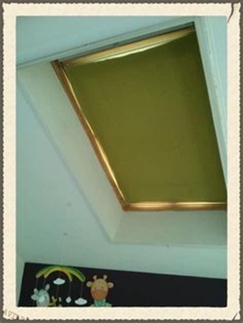 Dachfenster Verdunkelung Selber Machen 350 by Doppelnaht Dachfenster Veluxfenster Vorhang Selbstgemacht