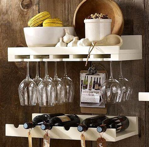 appendi bicchieri bar antica soffitta set 2 mensole cantinetta portabottiglie