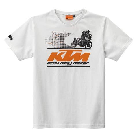 T Shirt Ktm Ktm T Shirt Dakar Rally Limited Edition T Shirt