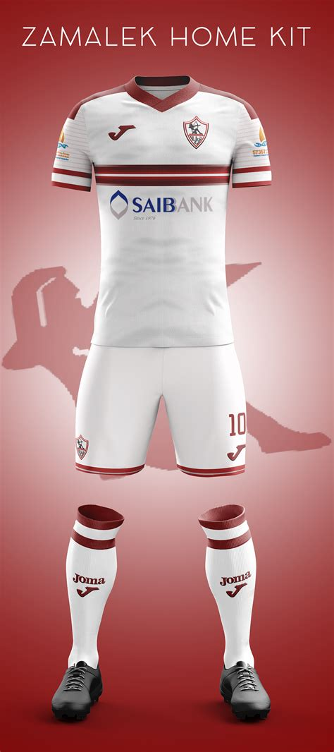 al ahly zamalek fantasy home kits    behance