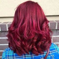 burgandy hair color 50 burgundy hair color ideas for this fall hair