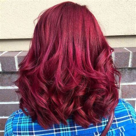 burgundy hair colors 50 burgundy hair color ideas for this fall hair