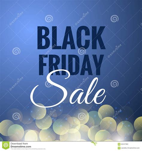 black friday light sale black friday sale background stock vector image 62547962