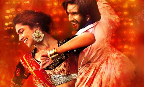 ram leela deepika padukone to ranveer singh in 2016 the
