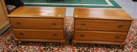 22 Inch Wide Chest Of Drawers Pair Of 2 Drawer Low Chests 34 Inches Wide 22 Inches High
