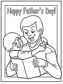 happy fathers day coloring pages happy fathers day coloring pages for the family