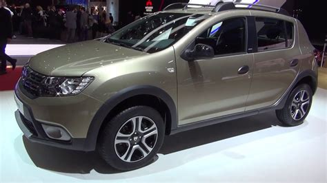 2019 dacia sandero stepway 2019 dacia sandero stepway new model with modern design