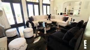 khloe kardashian home interior khloe kardashian moves into 7 2m home as french montana takes back birthday present daily