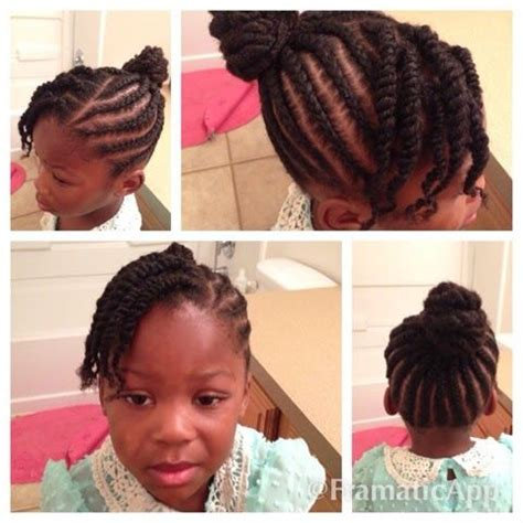 pics of cornrow braisd with bangs 1000 images about natural kids cornrow buns on pinterest